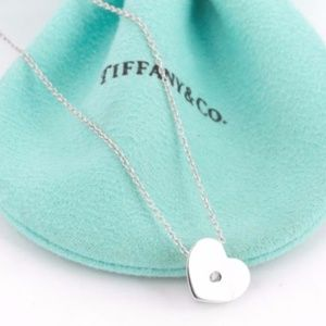 Tiffany & Co. Silver Paloma Picasso Diamond